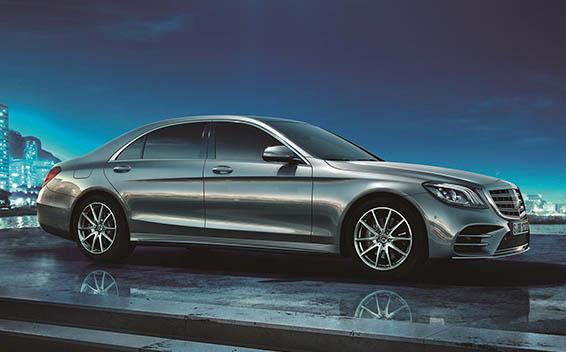 Mercedes-Benz S-Class 7