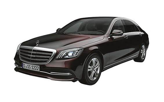 Mercedes-Benz S-Class 8