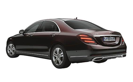 Mercedes-Benz S-Class 9