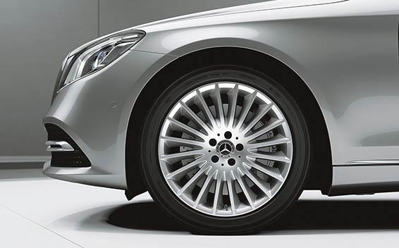 Mercedes-Benz S-Class 10