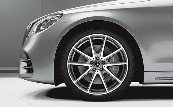 Mercedes-Benz S-Class 11