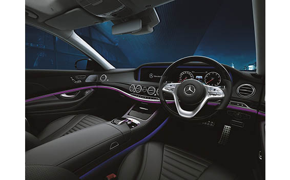 Mercedes-Benz S-Class 12