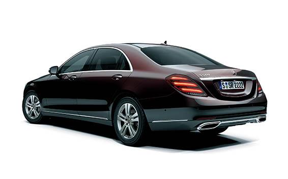 Mercedes-Benz S-Class 14