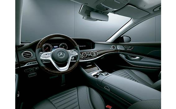 Mercedes-Benz S-Class 15
