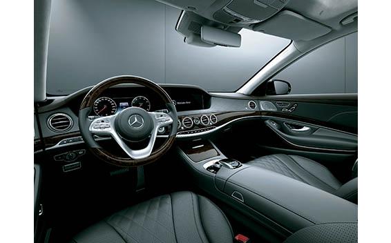 Mercedes-Benz S-Class 18