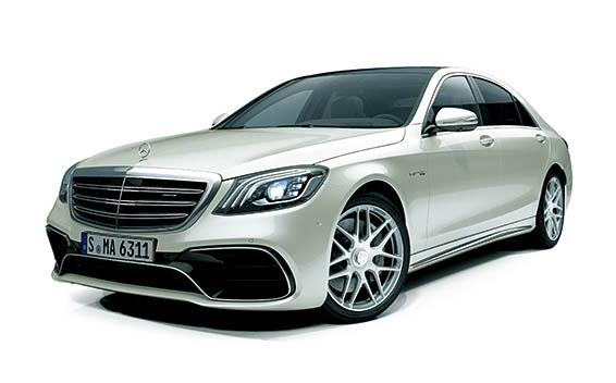 Mercedes-Benz S-Class 19