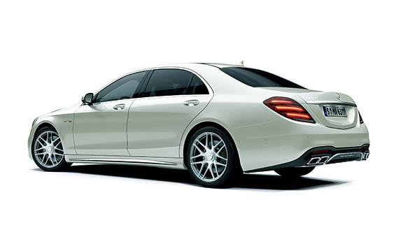 Mercedes-Benz S-Class 20