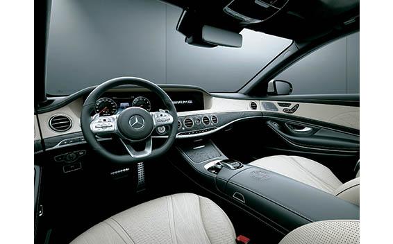 Mercedes-Benz S-Class 21