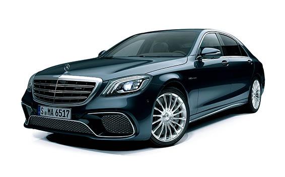 Mercedes-Benz S-Class 22