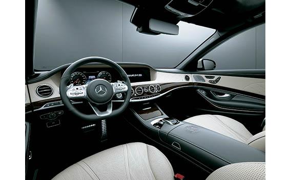 Mercedes-Benz S-Class 24