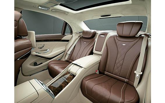 Mercedes-Benz S-Class 32