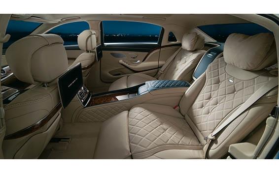 Mercedes-Benz S-Class 45