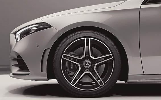 Mercedes-Benz A-Class 10