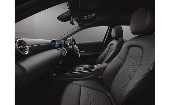 Mercedes-Benz A-Class 12