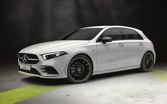 Mercedes-Benz A-Class 23