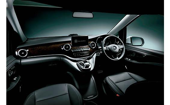 Mercedes-Benz V-Class 5