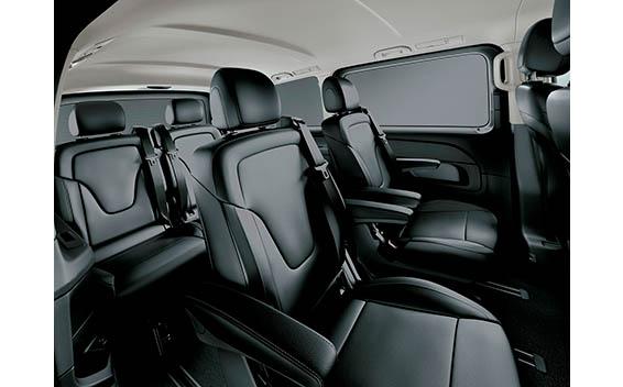 Mercedes-Benz V-Class 6
