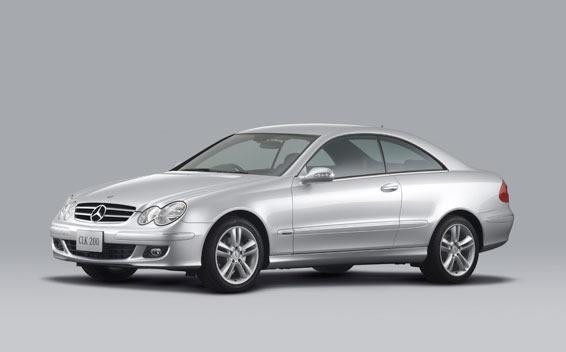 Mercedes-Benz CLK-Class 1