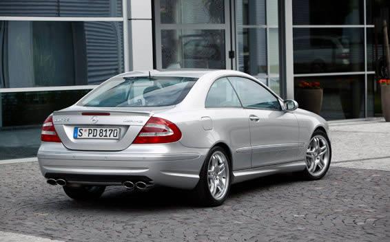Mercedes-Benz CLK-Class 2