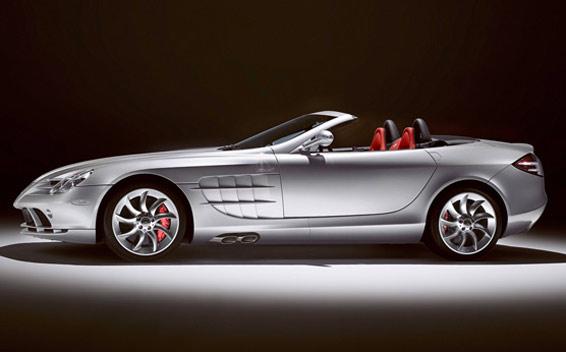 Mercedes-Benz SLR McLaren 3
