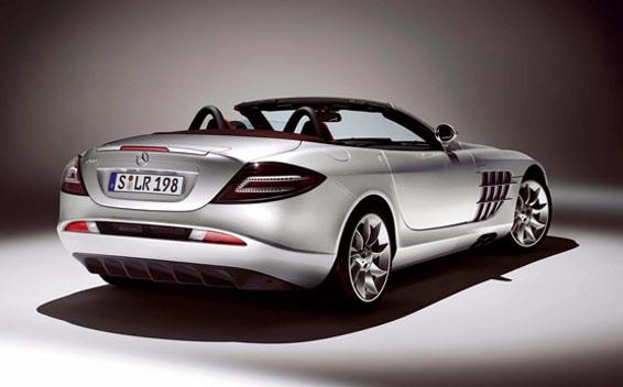Mercedes-Benz SLR McLaren 4