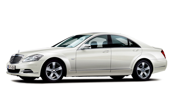 Mercedes-Benz S-Class S350 RHD AT 3.5 (2010)