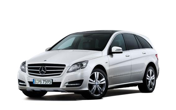 Mercedes-Benz R-Class 1