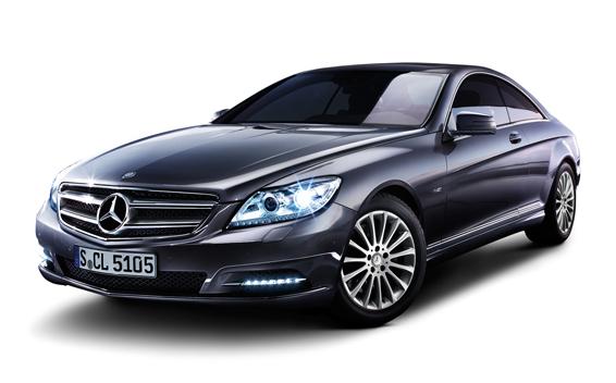 Mercedes-Benz CL-Class 1