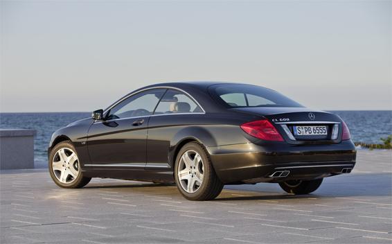 Mercedes-Benz CL-Class 2