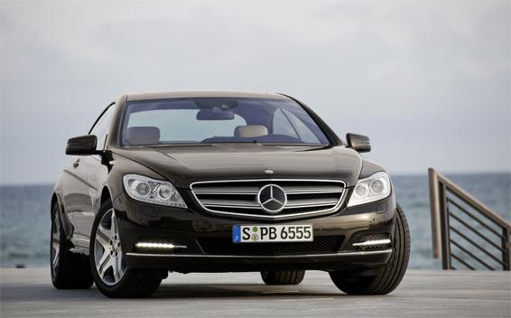Mercedes-Benz CL-Class 3
