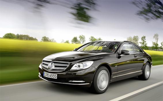 Mercedes-Benz CL-Class 4
