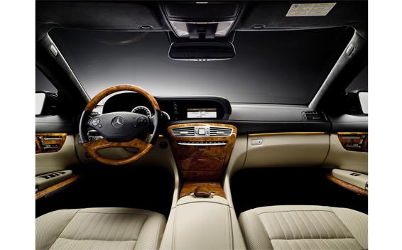 Mercedes-Benz CL-Class 5