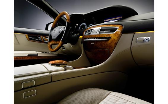 Mercedes-Benz CL-Class 6