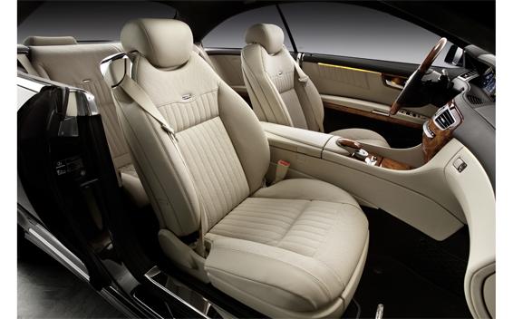 Mercedes-Benz CL-Class 7