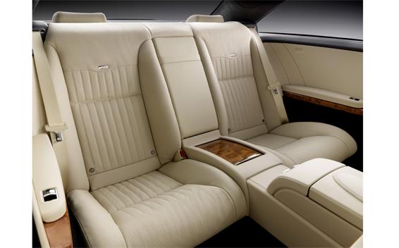 Mercedes-Benz CL-Class 8