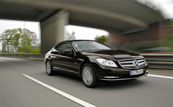 Mercedes-Benz CL-Class 11