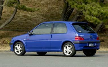 Peugeot 106 2