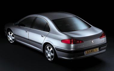 Peugeot 607 2