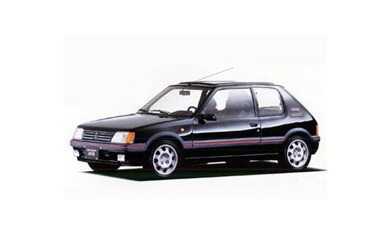 Peugeot 205 1