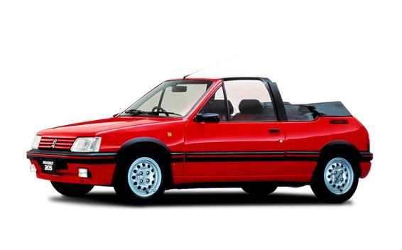 Peugeot 205 2