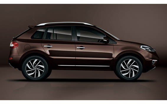 Renault KOLEOS 4