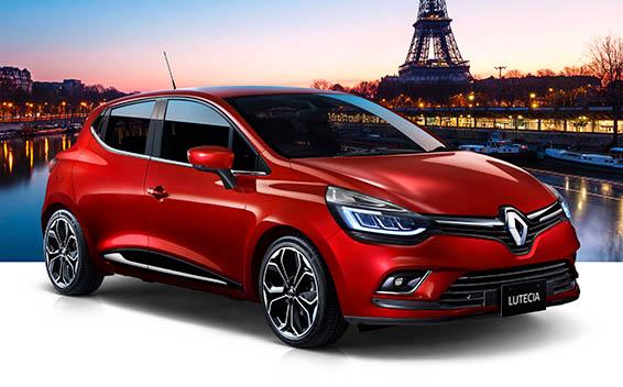 Renault Lutecia