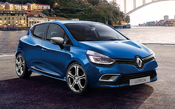 Renault Lutecia 16