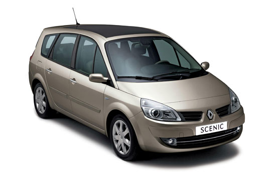 Renault Grand Scenic 2.0 GLASS ROOF RHD AT 2.0 (2007)