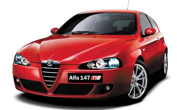 Alfa Romeo 147 4