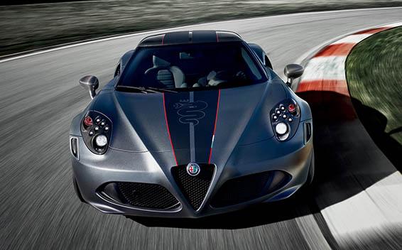Alfa Romeo 4C 6