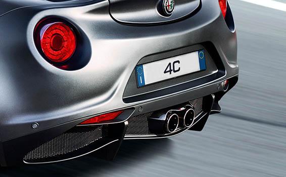 Alfa Romeo 4C 7