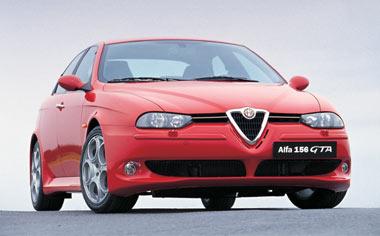 Alfa Romeo 156 2.5V6 24V Q SYSTEM RHD AT 2.5 (2002)