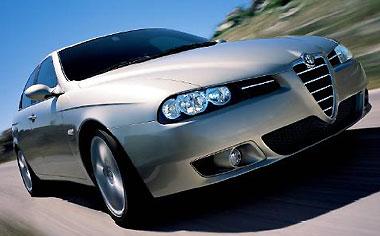 Alfa Romeo 156 GTA LHD MT 3.2 (2003)