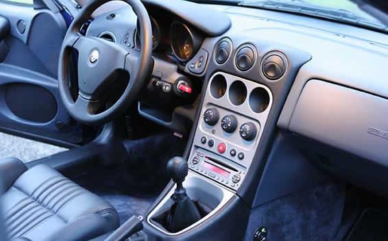Alfa Romeo GTV 3